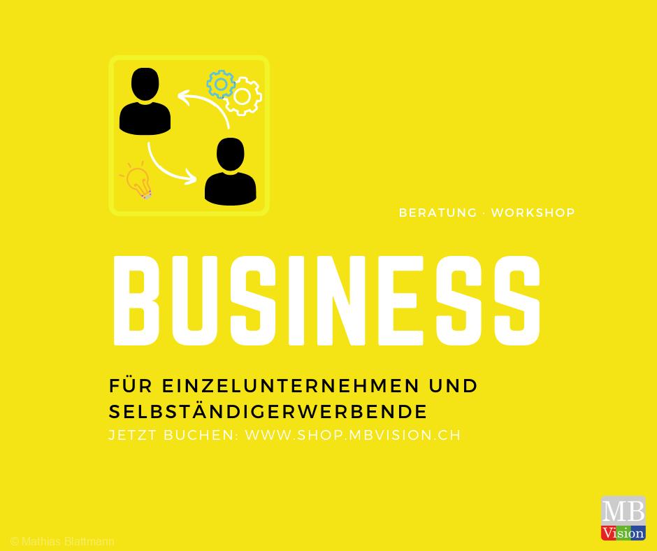 Business-Beratung